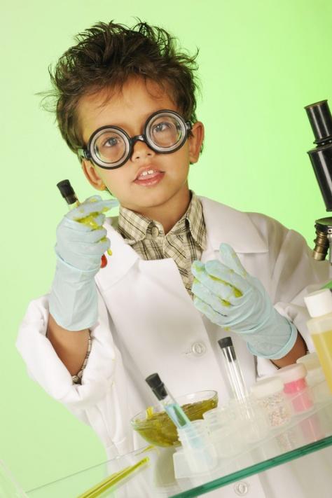 mad scientist costume idea
