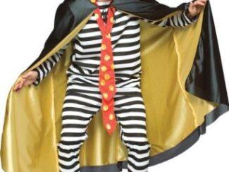 hamburglar halloween costume idea