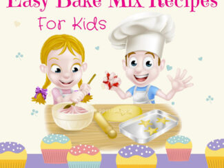 homemade easy bake oven mix recipes