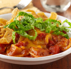mini ravioli taco bake