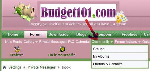 forum-quick-links-bar