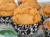 Pumpkin Muffins- 2 ingredients!