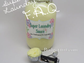 super laundry sauce frequently asked questions