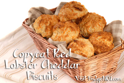 authentic red lobster cheddar bay biscuit mix
