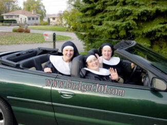nun sister act costume