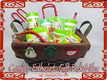 canning-enthusiast-gift-basket-idea