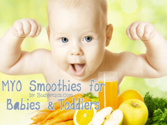 myo smoothies for babies toddlers