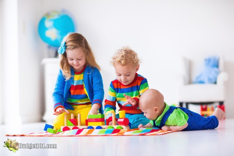 7 Ways to Save on Baby Expenses - baby daycare