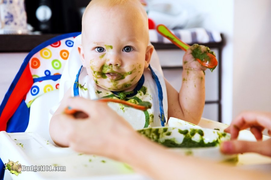 Save on Baby Food - Budget101.com