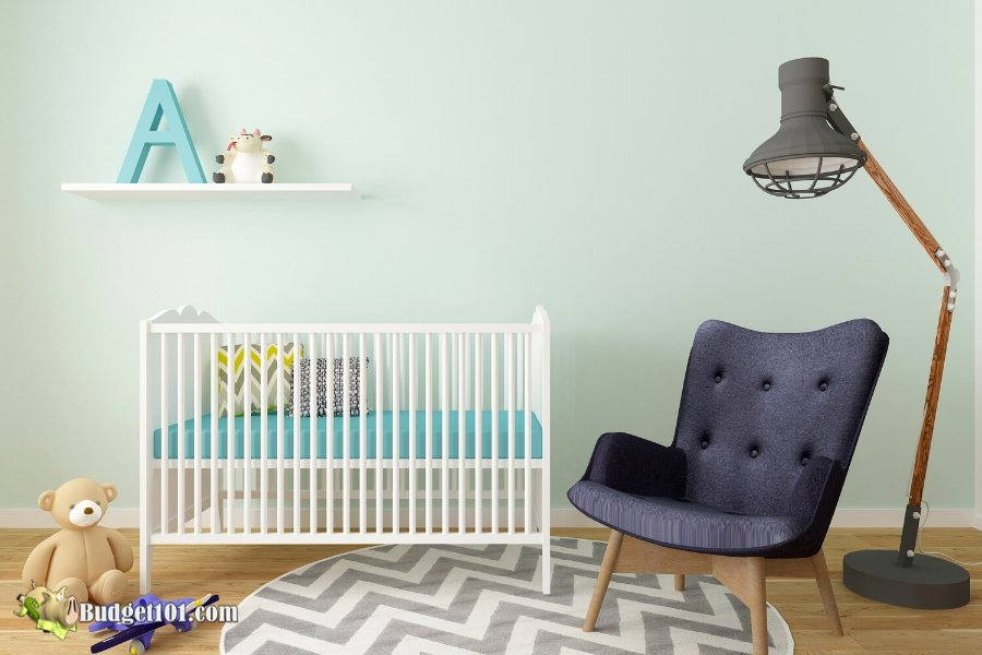 7 Ways to Save on Baby Expenses - The nursery