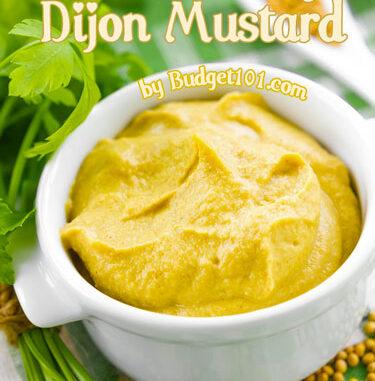MYO Homemade Honey Dijon Mustard | MYO