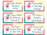Free Printable Gift Coupons!