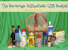 beverage enthusiasts gift basket