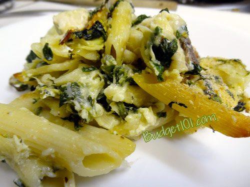 5ca00fd981756 chicken florentine pasta bake