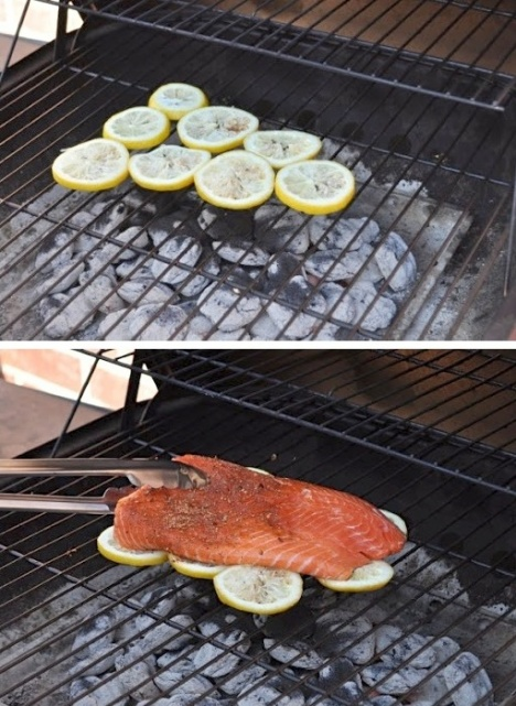 Perfect Lemon Grilled Fish