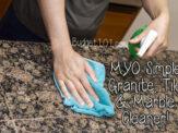 MYO Granite Cleaner