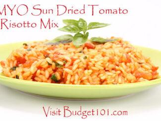 italian herb dried tomato risotto mix