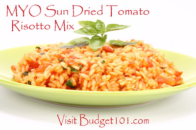 italian herb dried tomato risotto mix