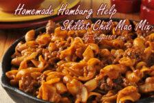hamburger help chili mac