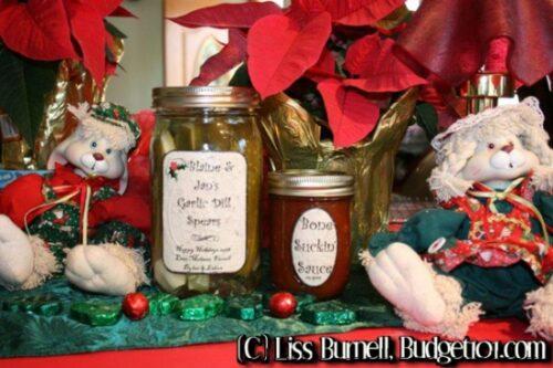 holiday gift idea homemade munchies