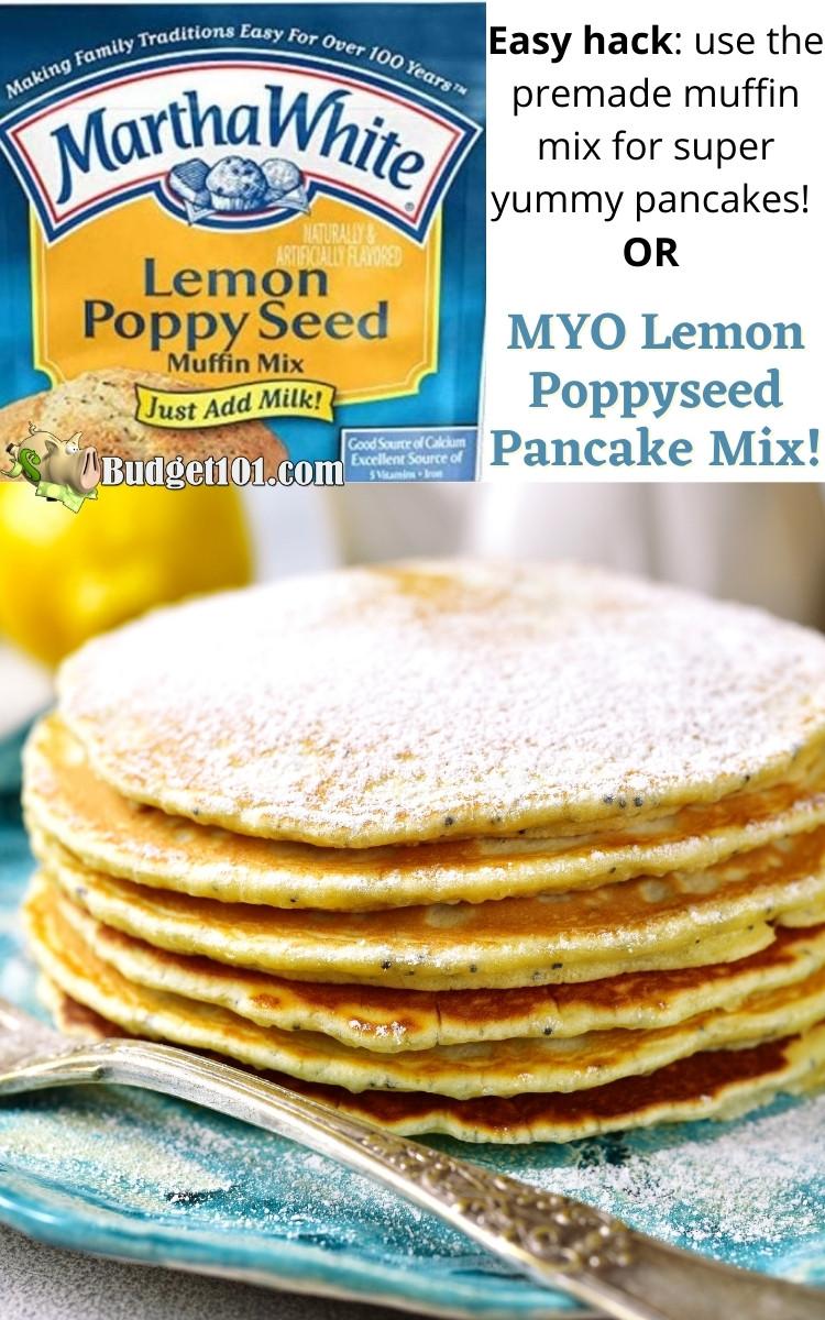 lemon poppyseed pancake mix