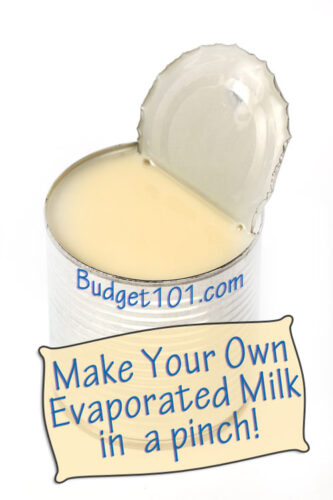 myo evaporated milk