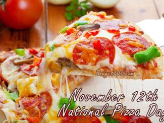 november 12th national pizza day