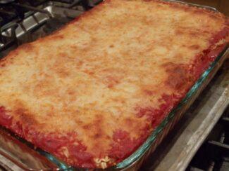 Ramen Lasagna
