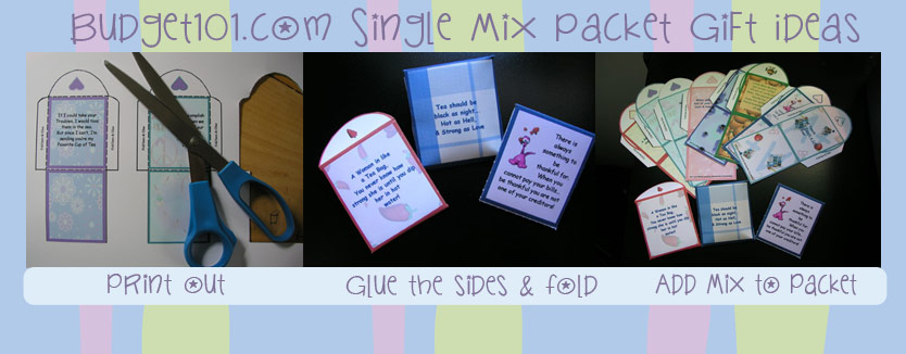 single-mix-packets