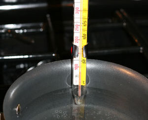 candy thermometer accuracy
