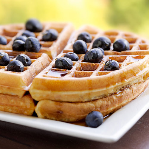 make ahead waffles