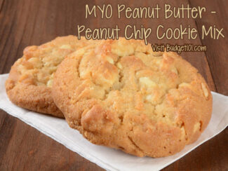 peanut butter peanut chip cookies
