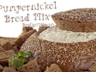 pumpernickel bread mix recipe