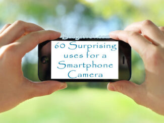 60 surprising uses for a smartphone camera