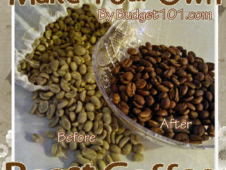 How to Roast Your Own Coffee