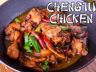 chengtu chicken
