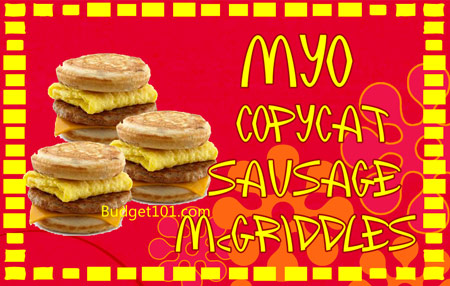 copycat-mcdonalds-sausage-mcgriddle