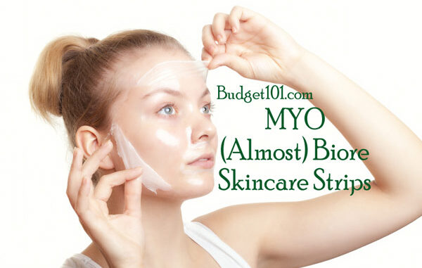 myo biore strips