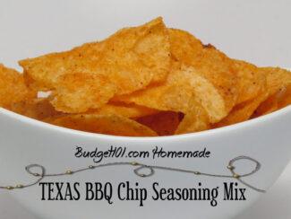texas bbq chip seasoning