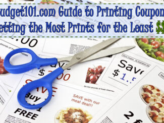 getting the most prints for the least cash