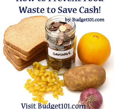 saving by preventing food waste