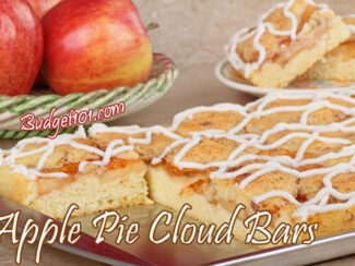 apple pie cloud bars