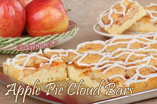 apple pie cloud bars