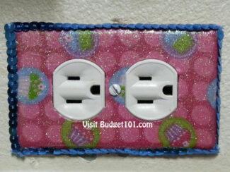 diy custom light switch covers