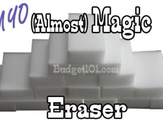 magic erasers making your own