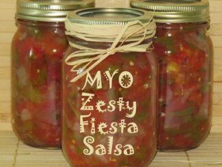 make your own fiesta salsa