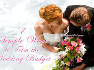 tips for a cheap wedding