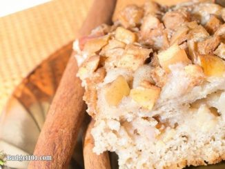 apple coffee cake mix recipe by budget101.com