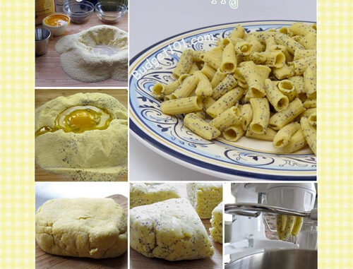 myo lemon poppyseed pasta