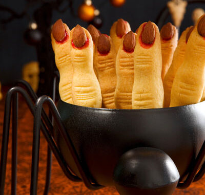 ghoulish fingers